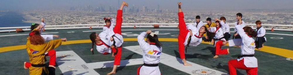 Taekwondo Lelystad